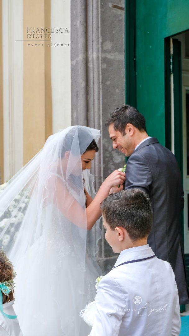 matrimonio a sorrento tema viaggio