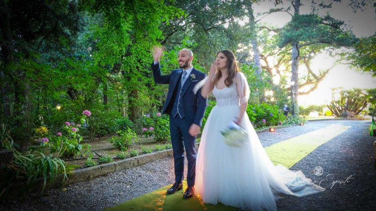 Matrimonio a sorrento ecochic and eco friendly