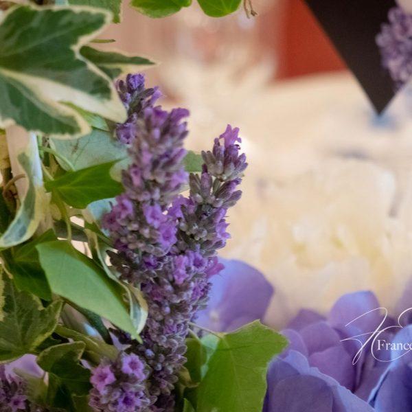 idee matrimonio luglio ortensia blu